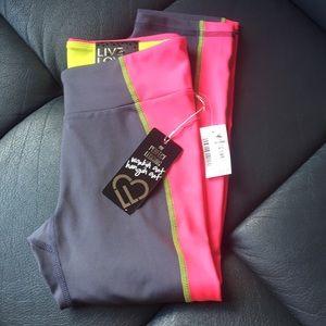Active crop leggings